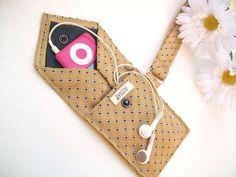 Modern Handmades: Necktie Cell Phone Case