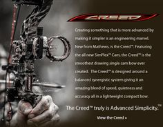 Bows and Archery Accessories | Mathews Inc.