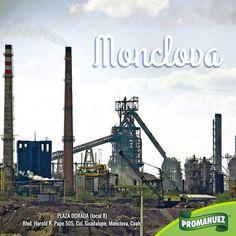 """#SabíasQue... #Monclova Es una ciudad destacada por la mayor producción de acero de todo México y Latinoamérica, lo que le ha valido el mote de """"La Capital del Acero"""""""
