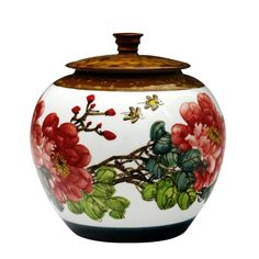 Jingdezhen Is The Famous Tea Jar Containing Hand Painted Ceramic Storage Tank Modern Fashion Home Furnishing Vase Ornaments From Cainini, $481.68   Dhgate.Com