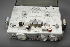 Nagra IS-LT Professional Reel to Reel Tape Recorder w/ PILOT/ALC Tested Working
