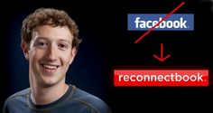 Social media mogul Mark Zuckerberg announced plans today to unveil Reconnectbook.com, a new social network for people who've lost a real connection with each other on Facebook.