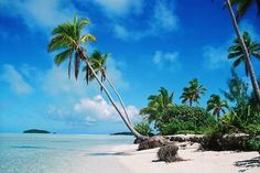 El paraíso está en las Islas Cook
