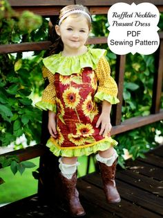 @WhimsyCouture Whimsy Couture - Download PDF Sewing Patterns for girls and boys clothes