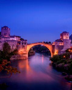 Фотография Old Bridge автор Emir Terovic  на 500px