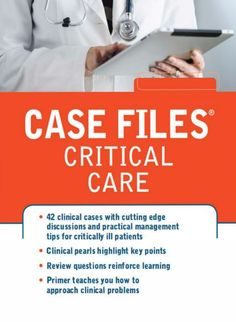 Case Files Critical Care by Eugene C. Toy, available at Book Depository with free delivery worldwide. Thinking Skills, Critical Thinking, Home Remedies For Snoring, Giving Up Smoking, Critical Care, Science Books, Pharmacology, Management Tips, Physical Activities