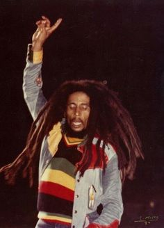 Bob Marley is one of my all time favorites!