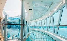 Preview of the Royal Princess Cruise Ship