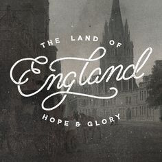 England -Tthe Land of Hope and Glory by Ian Barnard