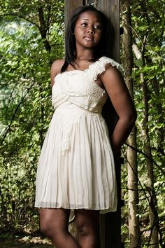 Wedding Rehearsal dress for the bride / Angelic Beauty Lace and Chiffon Dress by Minuet