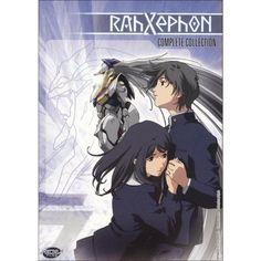 RahXephon: Complete Collection (8 Discs)