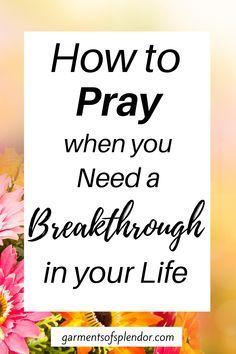 Prayer Scriptures, Bible Prayers, Faith Prayer, God Prayer, Power Of Prayer, Prayer Quotes, Faith In God, Comforting Bible Verses, Fast And Pray