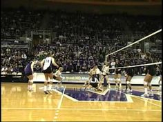 LOVE THIS!!!! This is why I miss volleyball!!!!  2009 UW Volleyball Highlights - love the music on this