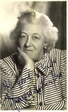 Margaret Rutherford as Miss Marple. Absolutely loved her ...