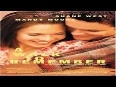 Dica de Filme - Um Amor para Recordar