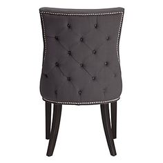 Safavieh Gretchen Tufted Side Dining Chairs Set Of 2 In