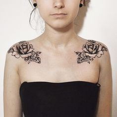Olga Nekrasova #tattoo #tattoos #tat #ink #inked #tattooed #tattoist #design #tatted #amazingink #tattedup #inkedup #tattooedgirl #tatts #instatattoo #instatattoos #newtattoo #art #artist #artsy #flowers #flower #nature #beautiful #flowerporn #botanical #rose #rosetattoo