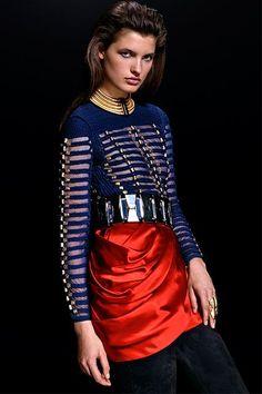 2885a1de20b19 71 Best H&M Balmain images | Fashion Show, H&m collaboration, H&m ...