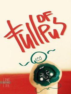 Full of pus