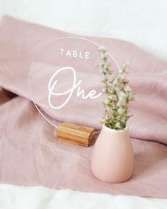 Cricut Wedding, Wedding Cards, Ceramic Cafe, Acrylic Table, Gift Table, Wedding Signage, Wedding Table Numbers, Modern Table, Ring Verlobung