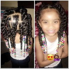 So, this is how my baby hair turned out and she loved it! 😍💁🏽 So, this is how my baby hair turned out and she loved it! 😍💁🏽 Likes, 66 CommentsBaby's sleep problems:Easy Braid Styles for Bla Mixed Kids Hairstyles, Cute Little Girl Hairstyles, Baby Girl Hairstyles, Natural Hairstyles For Kids, Kids Braided Hairstyles, Pretty Hairstyles, Toddler Hairstyles, Holiday Hairstyles, Black Hairstyles