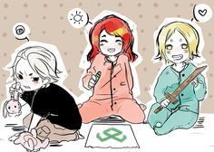 Little Jonathan, Clary and Jace