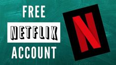 Free Netflix Accounts & Passwords 2020 | FREE NETFLIX ACCOUNTS Netflix Free Trial, Get Netflix, Netflix Hacks, Netflix Movies, Netflix Users, Tv Hacks, Watch Movies, Free Netflix Account Hack, Mascaras