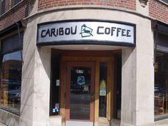 Caribou Coffee Shop