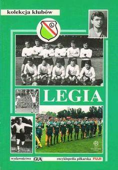 Legia (Kolekcja klubów FUJI, tom 2) | Książki sportowe \ Piłka nożna | Antykwariat Sportowy | Książki, pamiątki sportowe, gadżety klubowe