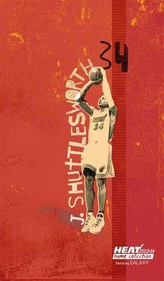 Miami Heat's 'Jesus Shuttlesworth'| Ray Allen