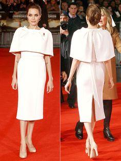 Angelina Jolie's <em>Unbroken</em> Premiere Look Makes Us Think She's a Secret <em>Scandal</em> Fanatic http://stylenews.peoplestylewatch.com/2014/11/25/angelina-jolie-unbroken-uk-premiere-style/