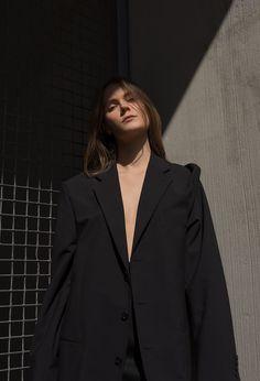 Ona (Jessica Niiranen, 2018) Blazer, Jackets, Photography, Women, Fashion, Down Jackets, Moda, Photograph, Fashion Styles