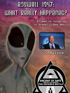 Roswell 1947: What Really Happened? Amazon Instant Video ~ Guy Malone, http://www.amazon.com/dp/B00C0F9ZHC/ref=cm_sw_r_pi_dp_kc6Bsb0P3W126