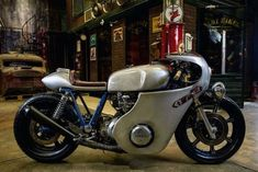 Yamaha XS1100 Cafe Racer by Seoz Bikes (Luis Noe) #motorcycles #caferacer #motos | caferacerpasion.com