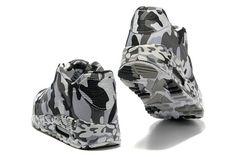 Nike Air Max 90 VT Vrouwen Zwart Wit