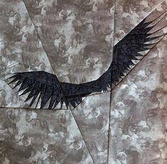 Sew Much Mischief - angel wings quilting pattern