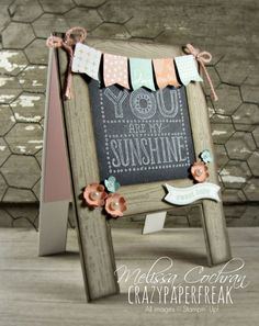 You Are My Sunshine/Stampin' Up