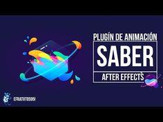 Animación de Texto Líquido y Gotas After Effects Tutorial + Descarga - YouTube