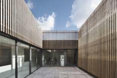 Galeria - Edifício de Arquivo de Saint Denis / Antonini + Darmon Architectes - 8