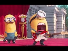 Minions Banana Song 2015 New Electro House - Dance Remix Music Minion 2015, 3 Minions, Dance Remix, Remix Music, Abc Song For Kids, Kids Songs, Minions Banana Song, Abc Songs, Eddie Van Halen