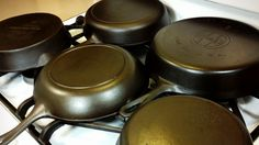 This video is lengthy, but it gives me a chance to explain most aspects of how I restore and maintain my cast iron cookware. For the purposes of this video, ...