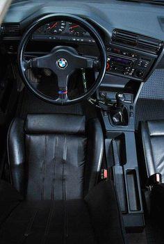 BMW were the Braun of the auto world in this period, beautifully considered. Bmw E30 M3, Bmw Cabrio, Bmw Alpina, E46 M3, Bmw 318, Bmw X5 F15, Bmw Interior, Classic Interior, Bmw Autos