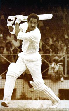 "Sir Gary Sobers Kt AO OCC of Barbados, and Captain of the West Indies Test team between 1964 and 1974. Knighted for service to cricket by HM Queen Elizabeth II in 1975, he is considered ""... the most all-round All-Rounder ..."" who ever played the game, and one of the greatest players of all time."