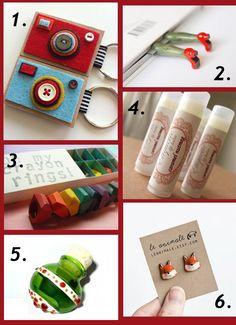 Unique Handmade Stocking Stuffer Ideas