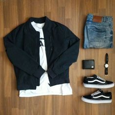 Cheap And Easy Tips: Urban Fashion For Men Blazers urban wear swag crop tops.Urban Wear Swag Jeans urban fashion for men blazers. Mode Outfits, Urban Outfits, Casual Outfits, Men Casual, Fashion Outfits, Fashion Ideas, Fashion Styles, Trendy Fashion, Guy Outfits