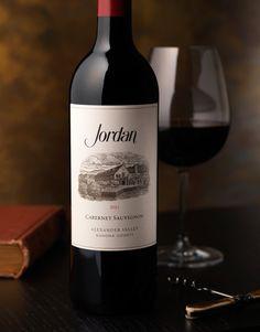 CF Napa Brand Design - Jordan Winery