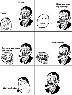 how to make a troll face with keyboard