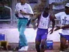 Derek Redmond, Dad Help Son to finish the race - 1992 Olympics (video somewhat grainy but message is the love of a father)