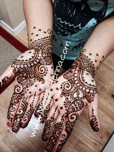 56 Ideas modern bridal henna body art for 2019 Simple Henna Tattoo, Tattoo Henna, Henna Tattoo Designs, Henna Mehndi, Hand Henna, Bridal Henna Designs, Henna Designs Easy, Beautiful Henna Designs, Bridal Mehndi
