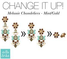 Casablanca Chandeliers & Cute Stud Earrings | Stella dot ...